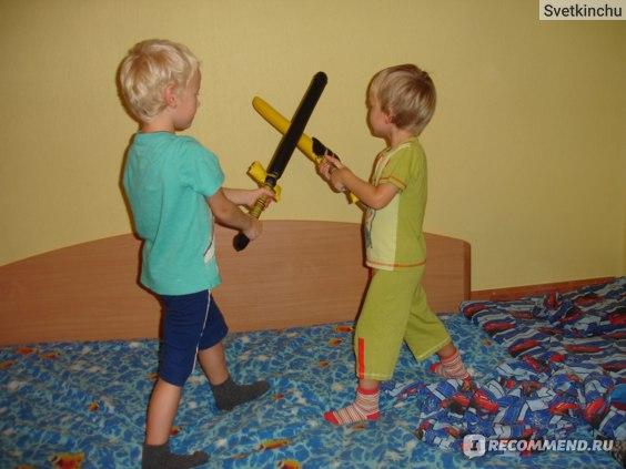 Сражение мечами Рубило
