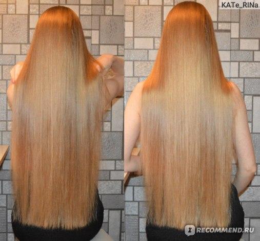 Сыворотка для волос TianDe Восстанавливающая несмываемая фото