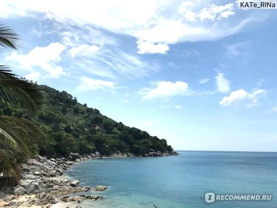 Пляж Нуй (Nui Beach), Пхукет, Таиланд