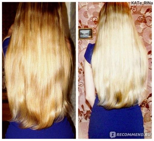 Как сделать чтобы волосы были гладкие и тяжелые 140