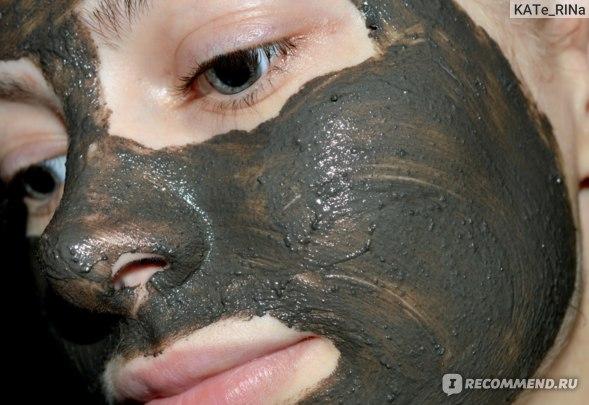 "Грязевая Маска для лица ""СИЛА МОРЯ"""
