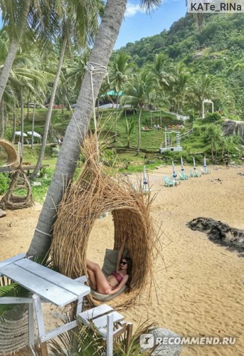 ПляжНуй (Nui Beach), Пхукет, Таиланд