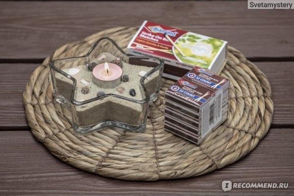 Спички Diamond Strike On Box Matches фото