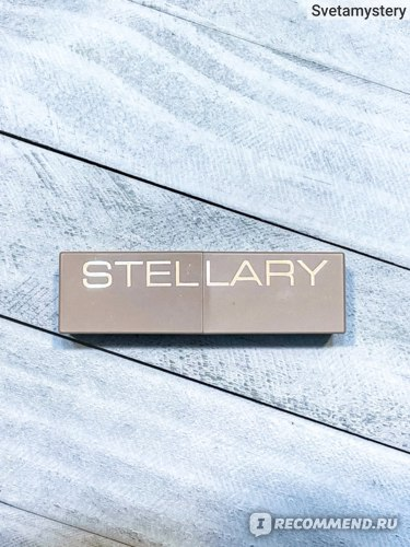 Помада для губ STELLARY устойчивая Long Lasting Lipstick фото
