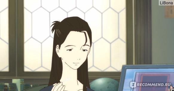 Девочка, покорившая время (2006, фильм) фото