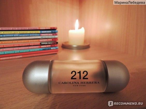 Carolina Herrera 212 фото