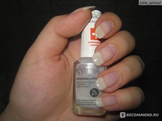 виновник торжества и эффект на ногтях