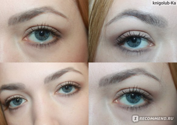 Тени для век 2B Trio Mix & Match Eyeshadow фото