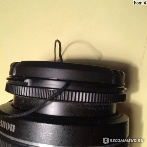 Aliexpress Крышка для объектива Universal Camera Lens Cap Protection Cover 49/52/55/58/62/67/72/77/82mm provide choose With Anti-lost Rope Free Shipping фото