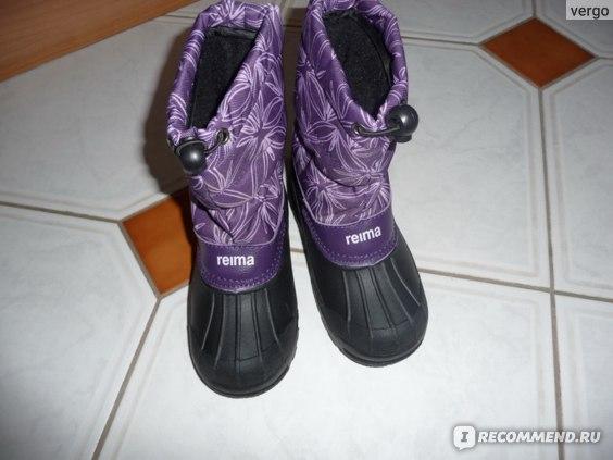 Зимние ботинки Reima Артикул 569324 фото