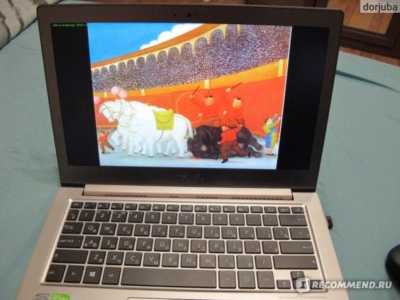 Ультрабук ASUS ZENBOOK UX303LN  фото