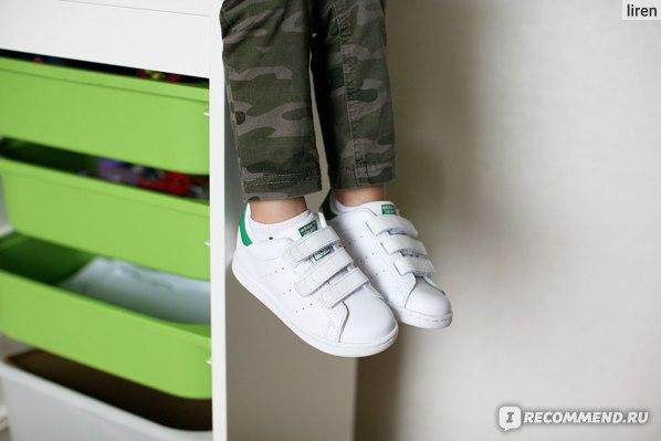Кроссовки Adidas Stan Smith фото