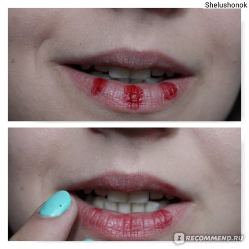 Тинт для губ Essence Gel tint фото