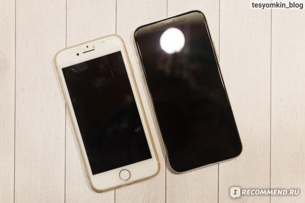 iPhone 7 vs iPhone X
