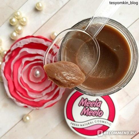 """Маска для волос Meela Meelo  """"Специальный шоколад"""" фото"""
