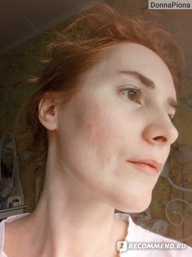 Тональный крем Ив Роше / Yves Rocher Сияние и защита от негативных факторов окружающей среды 10h фото