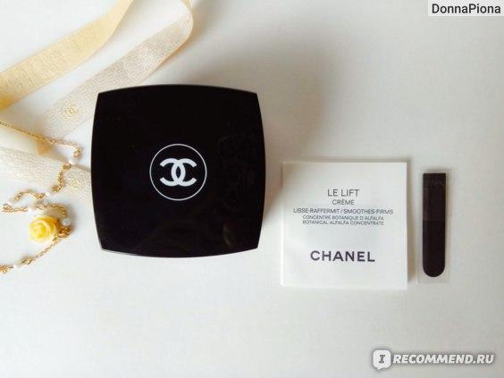 Крем для лица Chanel LE LIFT lisse-raffermit / smooths-firms Универсальная текстура фото