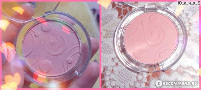 Румяна Essence silky touch blush фото