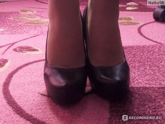 Туфли на высоком каблуке NALISHA Biutiful фото