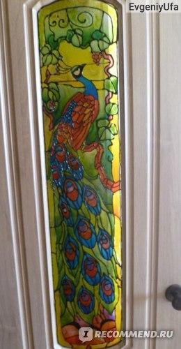 Витражные краски Гамма фото