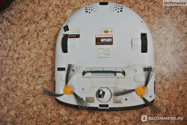 Робот-пылесос Seebest E620 фото