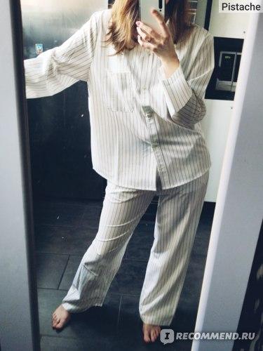 Пижама Алиэкспресс отзывы фото