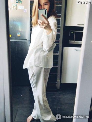 Хлопковая пижама Алиэкспресс отзывы