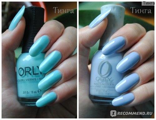 Лак для ногтей ORLY Mash Up Summer 2013 фото