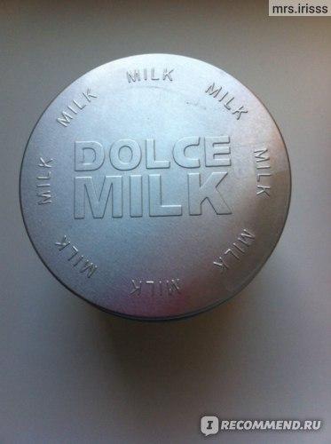 Гель-скраб для душа Dolce milk Банан фото