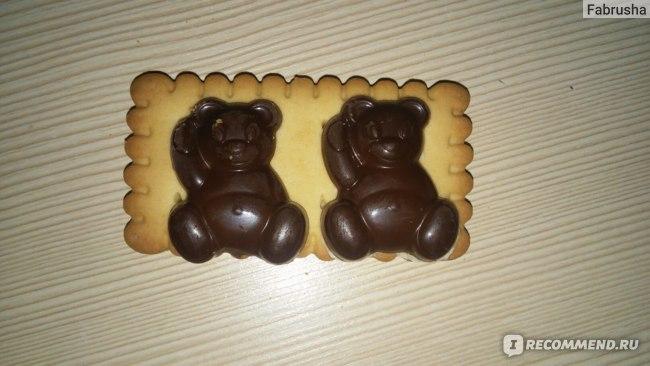 Печенье Joli Jour Шокомишки фото