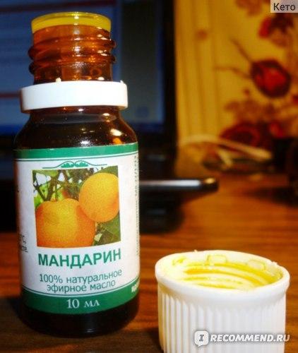 Эфирное масло Аспера Мандарин фото
