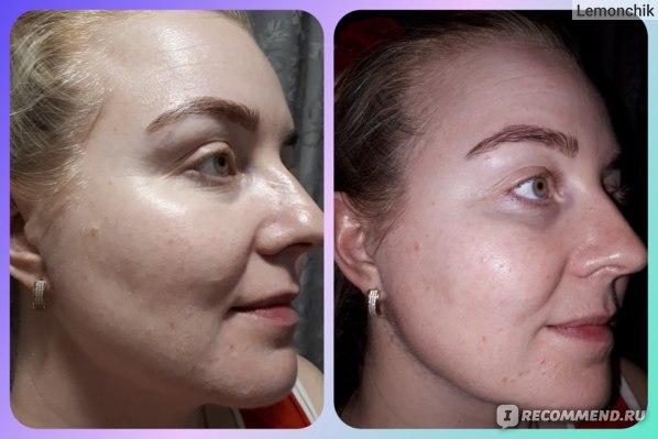 Крем для лица ночной Чистая линия питательный с экстрактами облепихи и шиповника для нормальной и комбинированной кожи