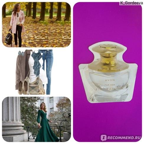 Avon Парфюмированная эссенция Attraction Addicted For Her Essense de Parfum фото