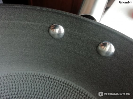 Сковорода-вок чугунная PROFFI KITCHEN CAST IRON
