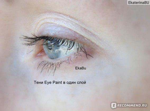Жидкие тени для век L'Oreal Infaillible Eye Paint Водостойкие оттенок 101 eternal white
