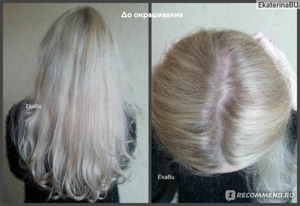 Краска для волос Компания Клевер . .