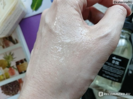 Масло для волос Davines Oi Oil Absolute Beautifying Potion