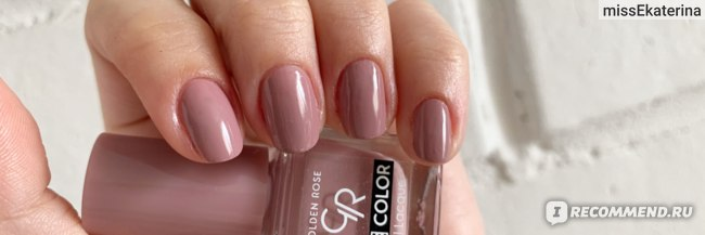 Лак для ногтей Golden Rose ICE COLOR mini фото