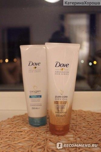 Шампунь Dove Advanced Hair Series Преображающий уход фото
