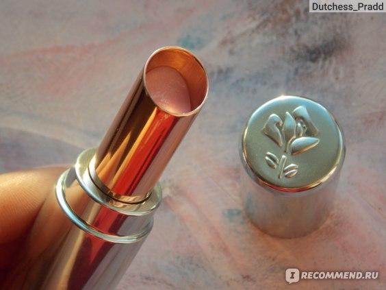 Оттеночный бальзам для губ с эффектом объема Lancome L'Absolu Mademoiselle Cooling Lip Balm фото