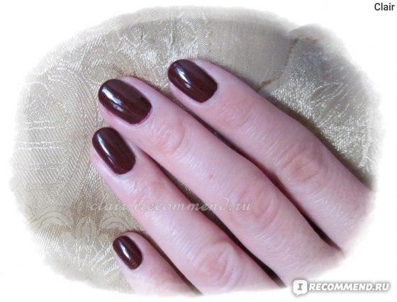 Лак для ногтей Oriflame  «Роскошный глянец» Giordani Gold.  Lacque Brilliance фото