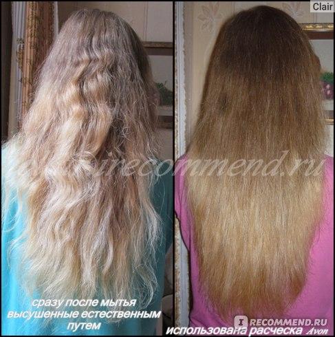 Расческа Avon для выпрямления волос фото
