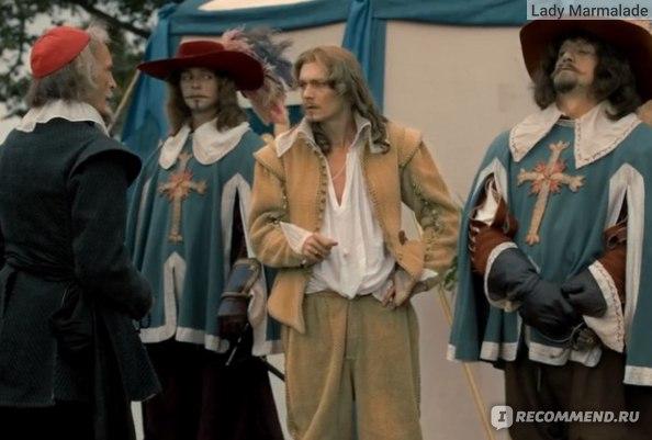 Три мушкетёра (2013, сериал) фото