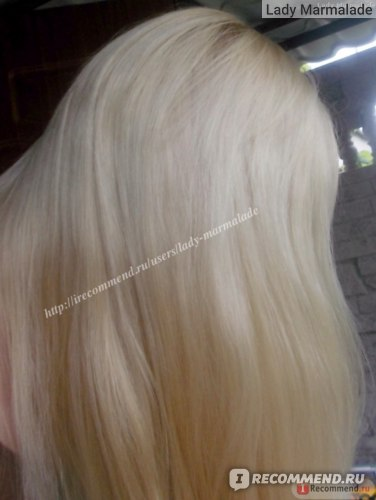 Эстель Эссекс Принцесс / Estel Essex Princess оттенок 9.7 Бежевый ванильный блонд