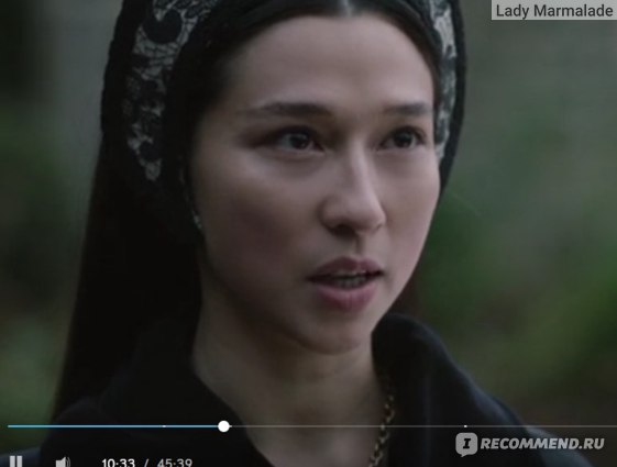 """принцесса Мария Тюдор, дочь Генриха от первого брака, сериал """"Анна Болейн"""" 2021"""
