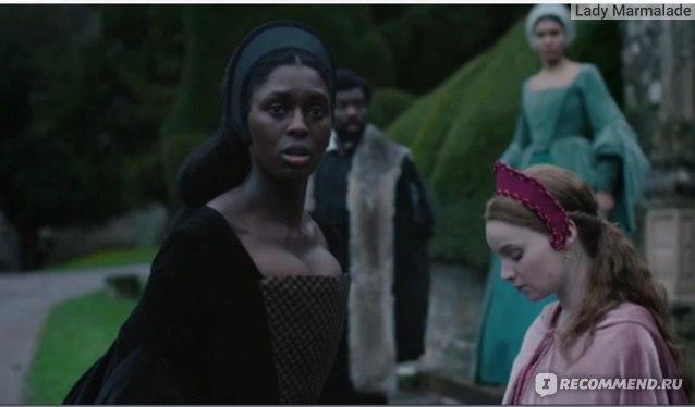 Анна Болейн / Anne Boleyn (2021) фото
