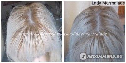 Краска Palett Палетт, оттенок С9 Пепепельный блонд