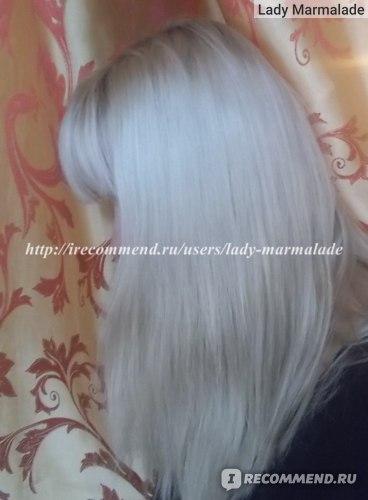 Серебристый оттеночный шампунь Indola  Color Silver Shampoo для блондинок