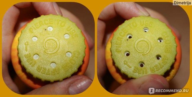Ароматизированный тальк для тела Oriflame Тропический бриз фото