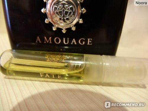 Amouage Fate фото